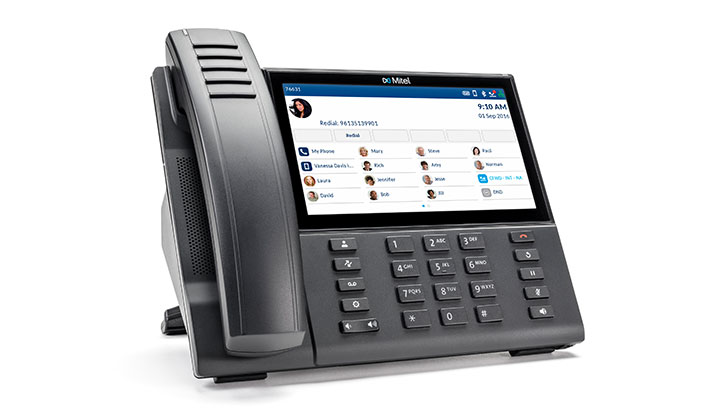 mitel midsize business phone systems