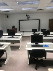Pinnacle Computer Services Training Room 1