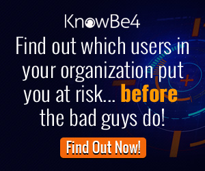 knowb4 security and network security