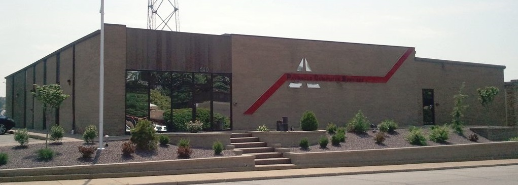 Pinnacle Computer Services Building Evansville, IN