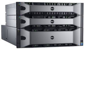 dell PowerEdge servers and sc storage