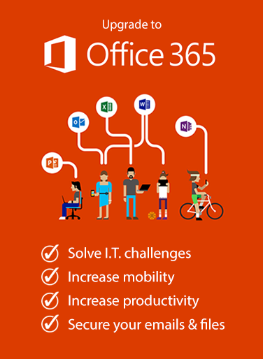 office 365 and services managed Services and network